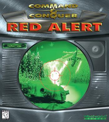Обложки Red Alert