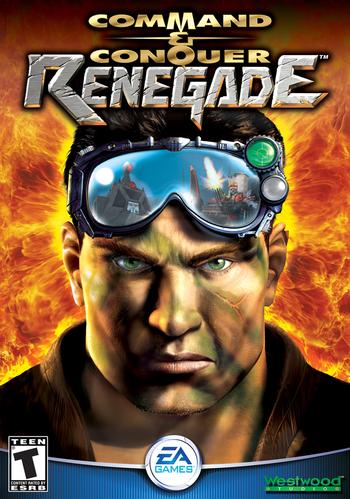 Обложки Renegade